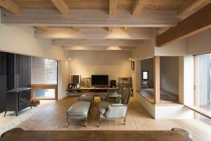 趣味を超えた工房と理想の間取り!4年の設計期間を経た納得の家