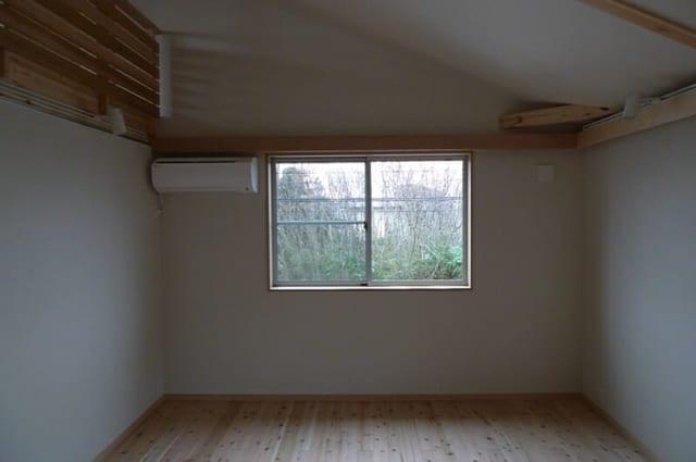2階のLDK。