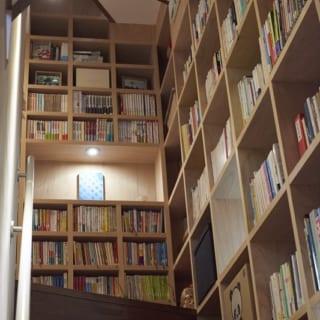 機能と収納美を兼ね備えた本棚