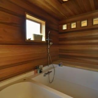 T邸、バスルーム