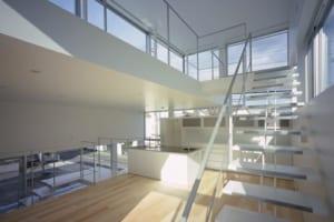 グッドデザイン賞を受賞!アートギャラリーのような光あふれる家