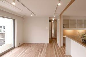 【注文住宅の事例集】自然素材_一戸建て_東京都_志田茂さん