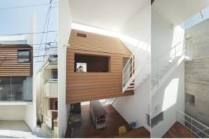 【注文住宅の事例集】モダンな戸建て 東京 小嶋良一さん