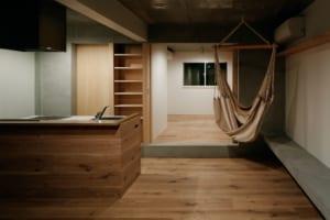《集合住宅》新しい神楽坂を象徴の佇まいと個性ある室内デザイン