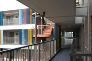住んでたことが一生の思い出に。豊かな空間性が自慢の集合住宅
