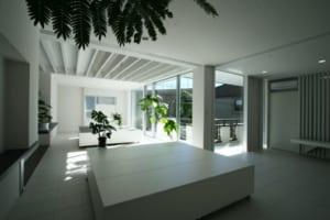 リフォームでここまで変わる!光あふれる洗練の二世帯住宅