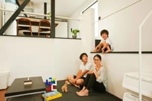 コンパクトな中に、驚きの大収納も欲しい部屋も、全部ある!
