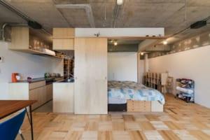 2室をつなぐ?来客とプライベート動線をわける驚きのリノベ術!