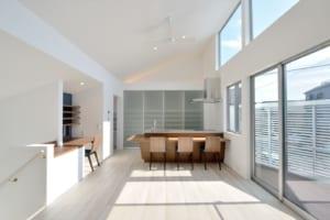 31坪の二世帯住宅