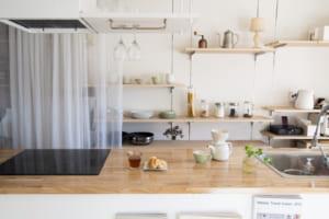 限られたスペースを有効活用!築40年、37平米のマンションを素敵にリノベーション