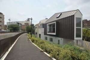 堀ノ内の住宅