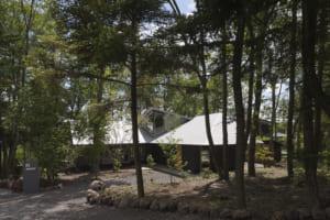 森の三面相:軽井沢追分の家