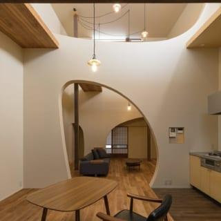 1人暮らしを意識し、リノベーション後は部屋数を減らした。家中にアクセスしやすく、住み心地は格段に向上