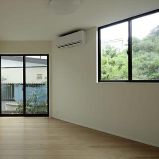 別世帯の1階個室。別世帯は2LDKで、お子さまが家族をもったときにも住むことができる
