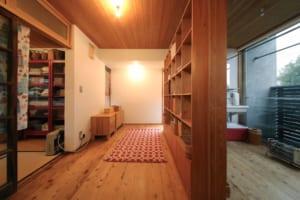 多摩川台地の家