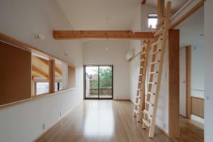 野毛山の家