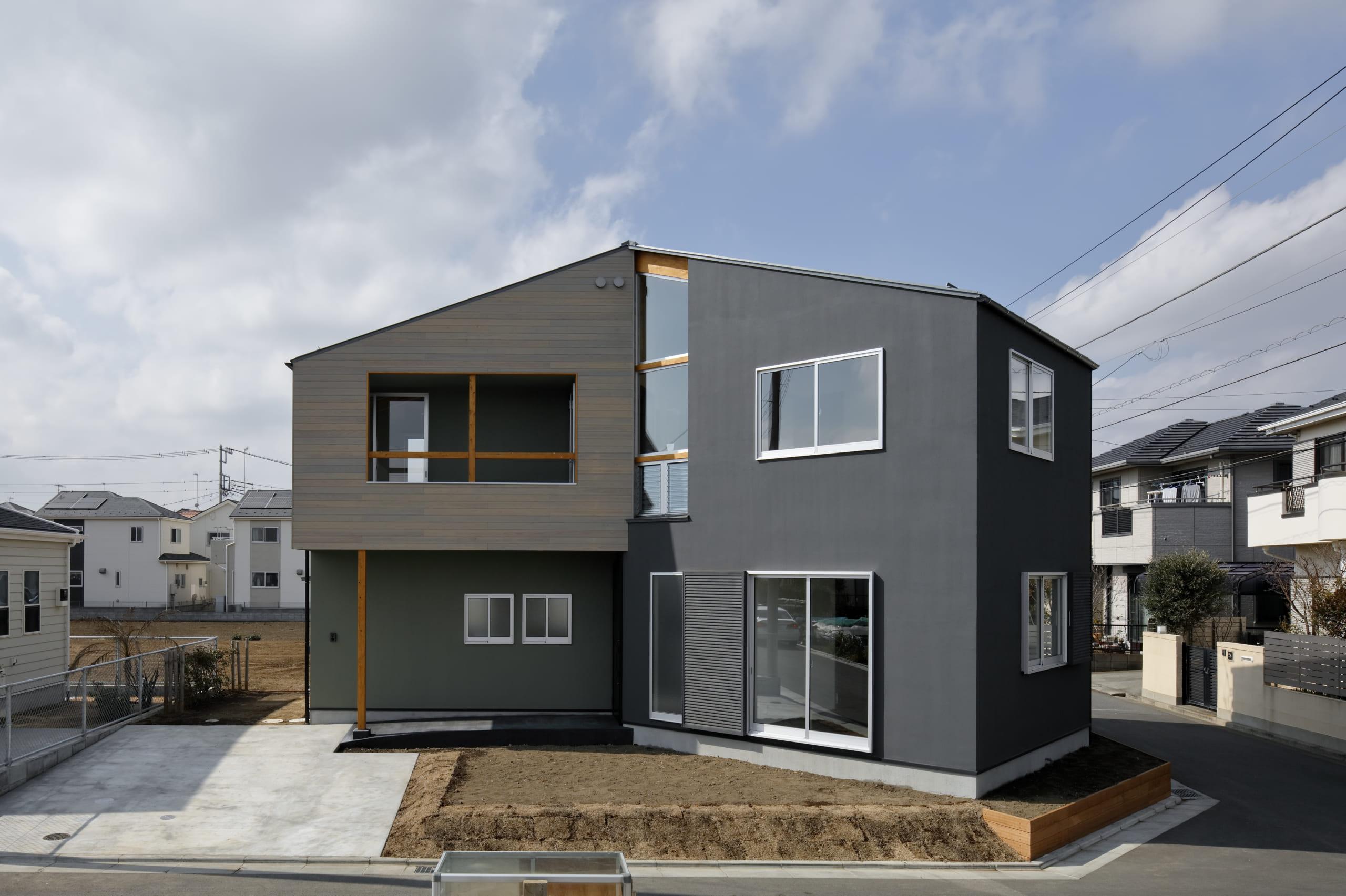辻堂太平台の家