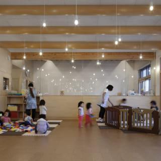 保育室(1歳児室)