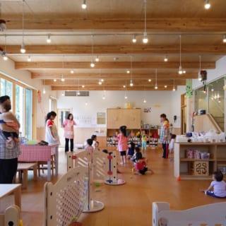 1階保育室(0〜1歳児室)