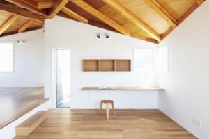 個性豊かな天井デザインのメリットとは?自由も一体感もある、心地よい住まい